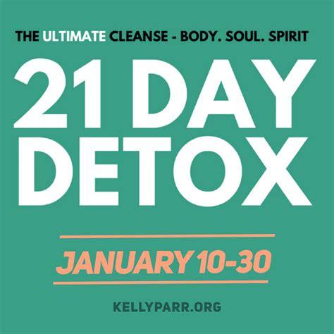 Fasting Detoxification Made Easy for 21 Day Detox Detox