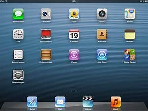 iOS 7: Downgrade auf iOS 6.1
