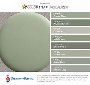 Farbpalette Wandfarbe Grün : paint green sage colors i love pinterest wandfarbe wandfarbe gr n and farben ~ Indierocktalk.com Haus und Dekorationen