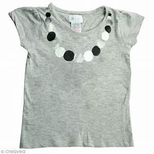 Tee Shirt A Personnaliser : diy customiser un tee shirt pour petite fille id es ~ Melissatoandfro.com Idées de Décoration