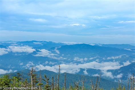 clingmans dome unbiased review  hike scenic drive