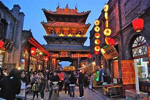 Picturesque Pingyao – a glimpse of old China JASMINE TEA