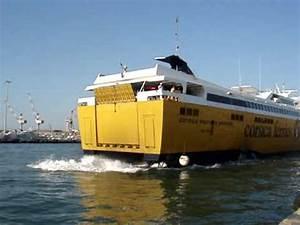 Comparateur Ferry Corse : corsica ferries corsica express seconda docking at livorno youtube ~ Medecine-chirurgie-esthetiques.com Avis de Voitures