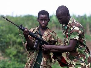 UK Defense Contractor 'Employed Former Child Soldiers' As ...