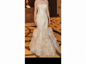 vera wang june 4000 size 8 used wedding dresses With used vera wang wedding dress