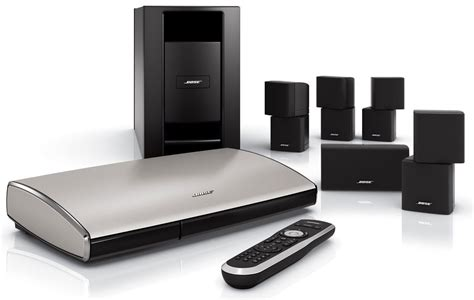[mo] Bose Lifestyle V35 Home Theater System (brand New And