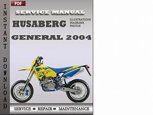 Husaberg Manual  U2013 Best Repair Manual Download