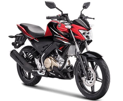 Modigilasi Motor Neww Vixion Merah by 4 Warna Baru Yamaha Vixion 2018 150cc Harga Dan