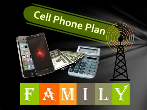 cell phone family plans what is the best family cell phone plan problem solving