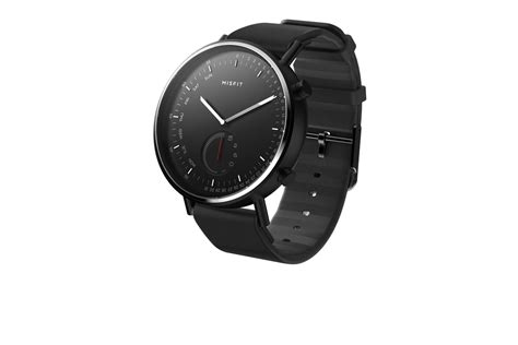 misfit s new hybrid looks better than its true smartwatch the verge