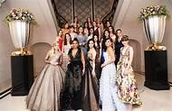 除了赌王女儿,其他参加巴黎名媛舞会的女孩都是什么样的?(有钱又美还努力)