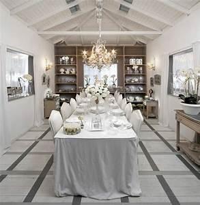 idee deco mur salle a manger modern aatl With idee deco table salle a manger
