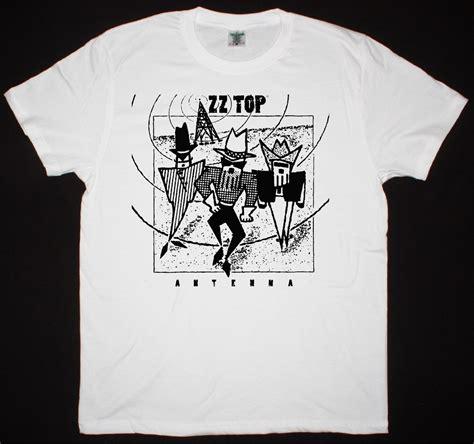 T Shirt 1d Baam Best Quality zz top antenna best rock t shirts