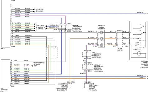 2000 Lincoln Town Car Radio Wiring by Radio Wiring Diagrams For 200 Lincoln Ls
