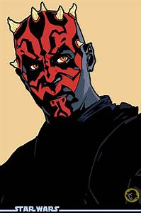 Darth Maul, another shot... by BongzBerry on DeviantArt