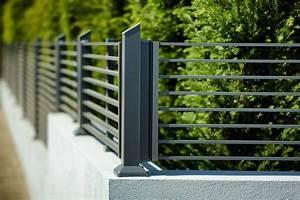 ein zaun von zaunzar ist ein unikat das perfekt zu ihrem With französischer balkon mit aluminium gartenzaun