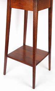Simple And Artistic Timber End Table - newlibrarygood com
