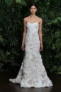 sweetheart neckline wedding dress from naeem khan 2014 With naeem khan wedding dress