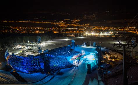 Lillehammer Youth Winter Olympics open with homages to ...