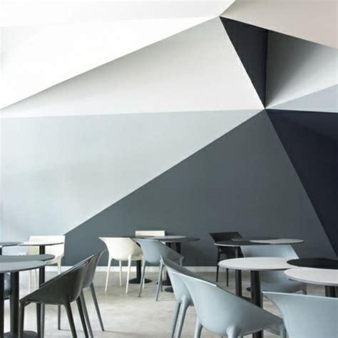 Wand Farbig Streichen Ideen by Die 25 Besten Ideen Zu Wand Streichen Muster Auf