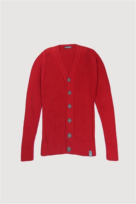 Džemperis vīriešu sarkans, pieguļošs - Jaap apģērbi