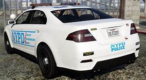 NYPD Police Interceptor Lookalike GTA5Modscom