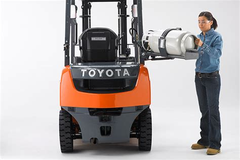 toyota box car special forklift box car forklifts