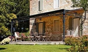 Pergola Fer Forge Provencale : la pergola en fer forg est une d coration fonctionnelle pour vos jardins ~ Melissatoandfro.com Idées de Décoration