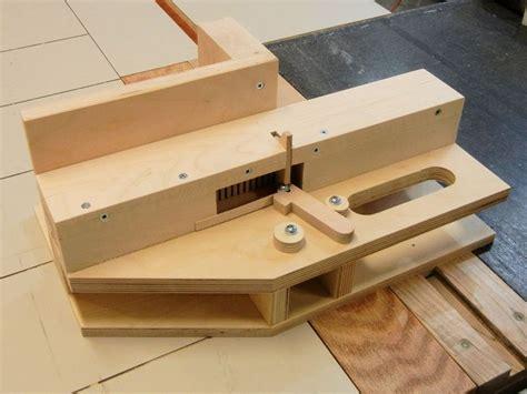 advanced box joint jig plans woodworking jigs