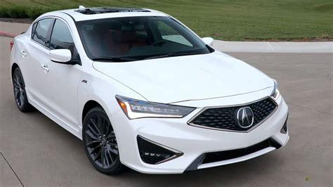 acura ilx  spec platinum white pearl driving