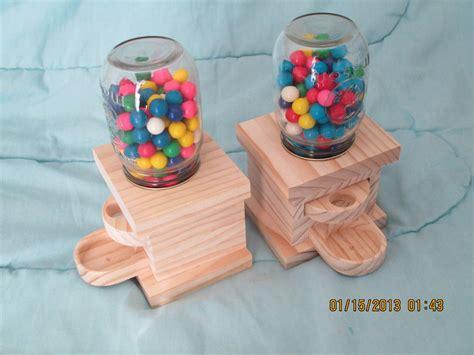 wood gumball machine plans plans diy   tree
