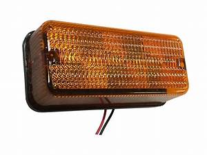 92185c Case Ih Led Front And Rear Cab Light