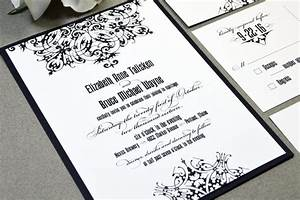 dark and debonair invitations for gothic weddings With gothic inspired wedding invitations