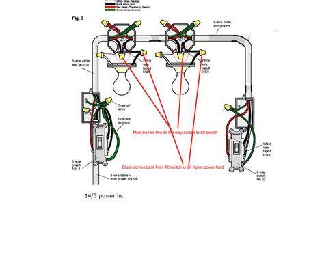 3 way light switch diagrams printable diagram