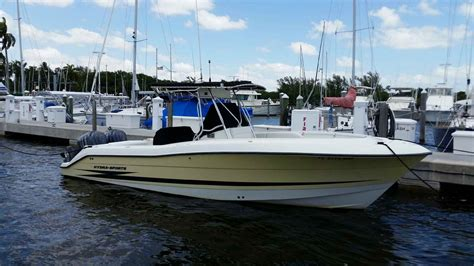 Hydra Sport Boats Home Page by 2004 Hydra Sports Vector 2800 Cc The Hull