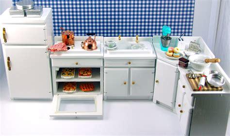 miniature dollhouse kitchen furniture the mouse market