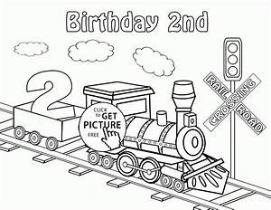 coloring page of a train - printable train coloring pages free printable coloring page