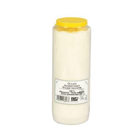 bougie 224 huile t9 100 huile v 233 g 233 tale naturelle 216 6 7 cm 183 18 cm enveloppe bougies