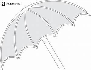 Download Umbrella Template 1 for Free - TidyForm