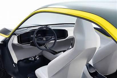 Opel Gt Experimental Electric Future Vizor Cars