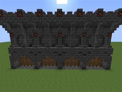 minecraft castle wall designs zxvnu png 1280 215 962 minecraft walls