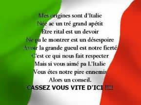 Ma Vie En Italien by Mes Origine Sont L Italie Ma Vie Mes Origine Ma