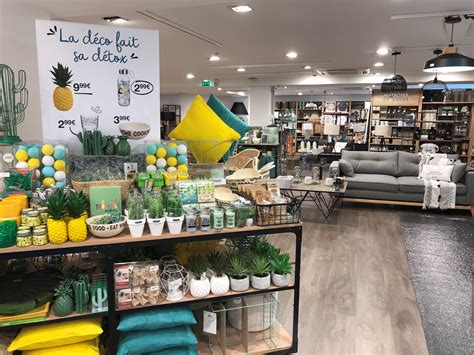 Maisons Du Monde Opens A Store In Printemps Strasbourg
