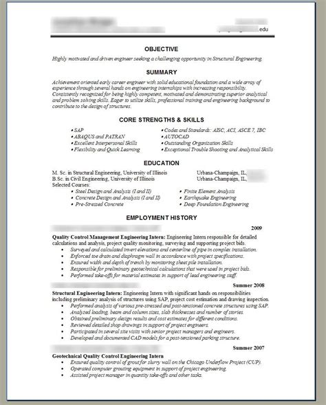 Resume Format And Exle by Free Resumes Free Excel Templates