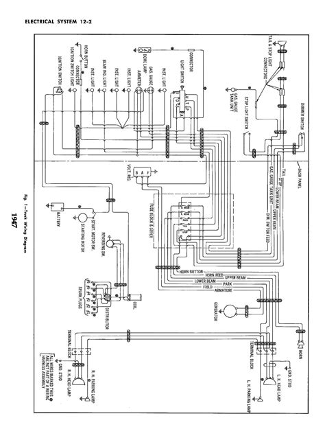 Wiring Diagram For Chevrolet Truck Circuit