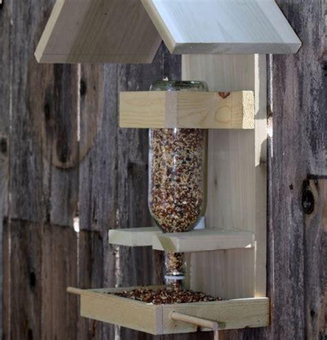 diy bird feeders wine bottle bird feeder diy birds
