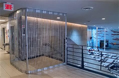 metalex commercial industrial security folding gates