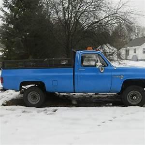 Buy Used 1987 Chevrolet 2500 In Fort Edward  New York