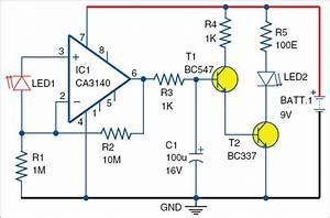 Led As Light Sensor