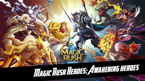 magic rush: heroes 2 full, Magic Rush Heroes: Pandarus Awakening Full Review, Magic Rush Heroes : Blaine Full Review.